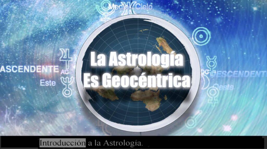 La Astrología es Geocéntrica