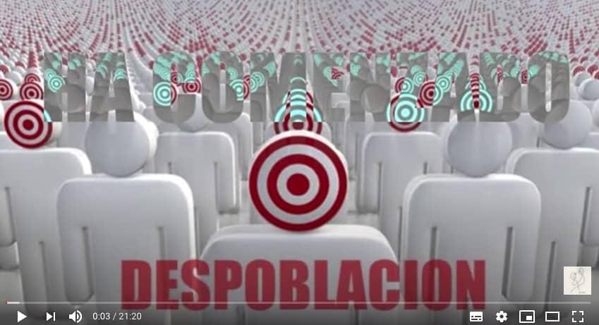 Despoblación