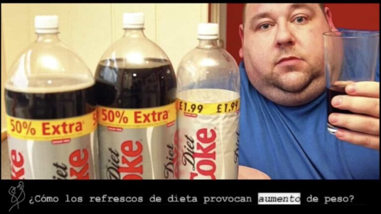 refrescos dieta